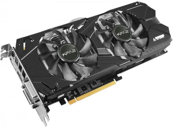KFA2 GeForce GTX 970 EXOC Sniper Edition