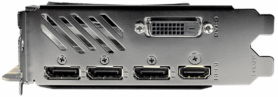 Gigabyte GeForce GTX 1080 Rock Edition G1.Gaming