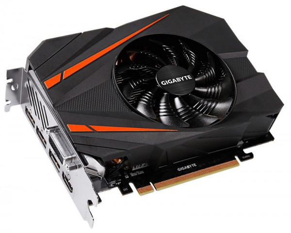 Gigabyte GeForce GTX 1080 Mini (GV-N1080IX-8GD)