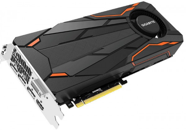 Gigabyte, GeForce GTX 1080 TT, GV-N1080TTOC-8GD