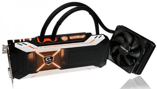 Gigabyte GeForce GTX 1080 Xtreme Gaming (GV-N1080XTREME W-8GD)