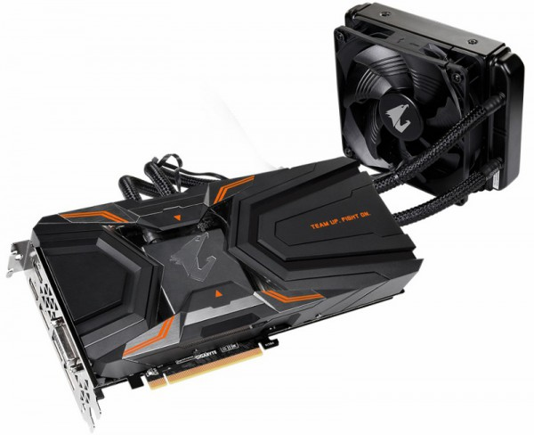 Gigabyte GeForce GTX 1080 Ti Waterforce Xtreme Edition 11G