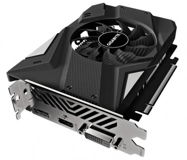 Gigabyte, GeForce GTX 1650 SUPER, Mini-ITX, GV-N165SOC-4GD