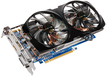 Gigabyte GeForce GTX 670 WindForce 2X
