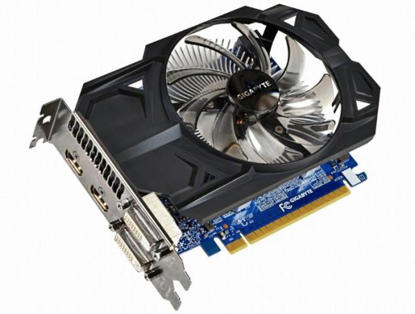 Gigabyte GeForce GTX 750 Ti (GV-N75TOC-1GI)