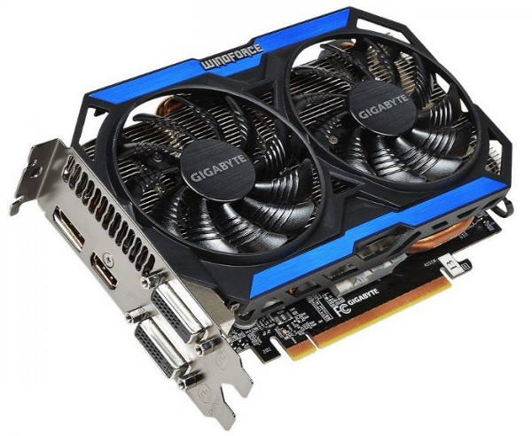 Gigabyte GeForce GTX 960 WindForce 2X