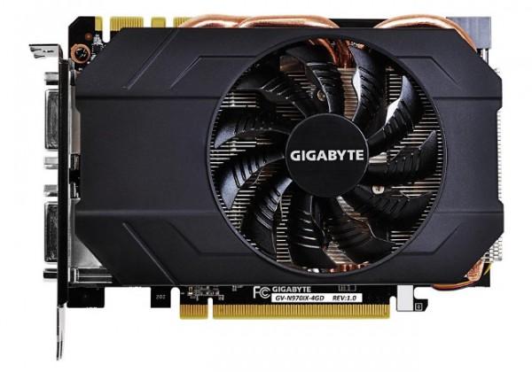 Gigabyte GeForce GTX 970 (GV-N970IX-4GD)