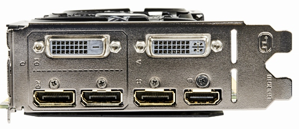 Gigabyte GeForce GTX 980 Ti (GV-N98TWF3-6GD)