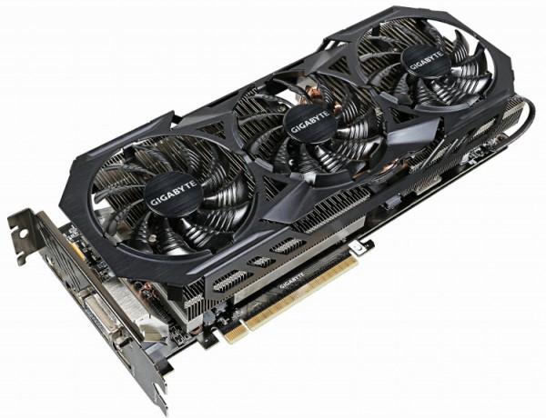 Gigabyte Radeon R9 Fury OC (GV-R9FURYWF3OC-4GD)