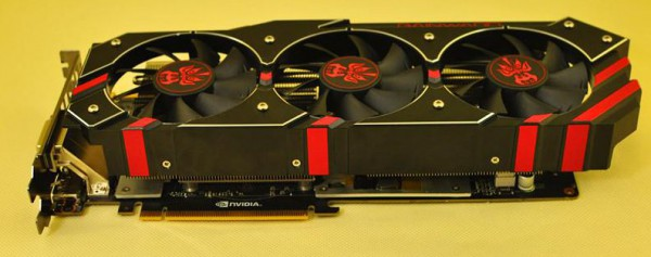 Gainward GeForce GTX 980 Ti Guan