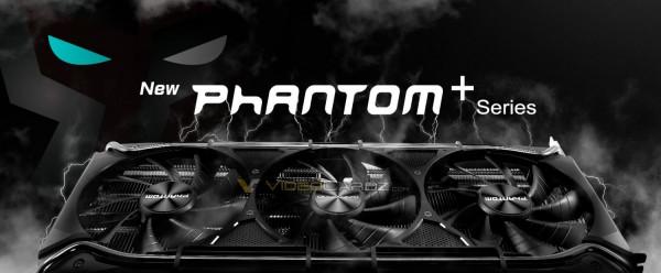 Gainward GeForce RTX 3080 Ti Phantom+ и RTX 3070 Ti Phantom+