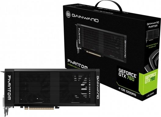 Gainward GeForce GTX 760 Phantom 4 GB