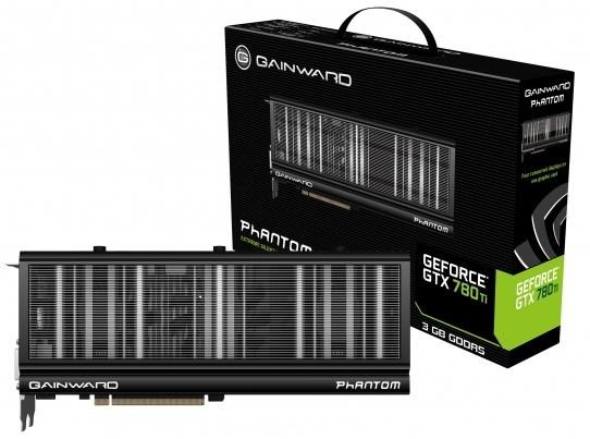 Gainward GeForce GTX 780 Ti Phantom