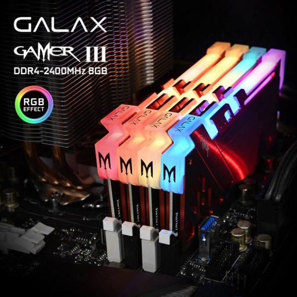 Galax Gamer III DDR4
