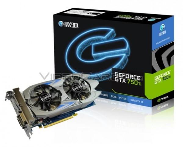 Galaxy GeForce GTX 750 Ti