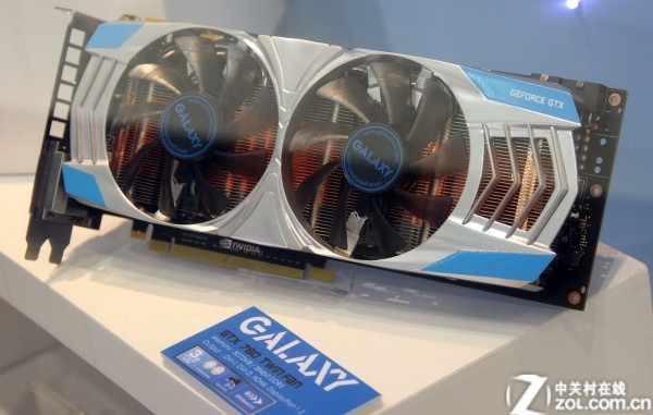 Galaxy GeForce GTX 780 Twin Fan