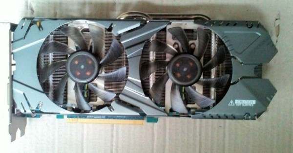 Galax GeForce GTX 970