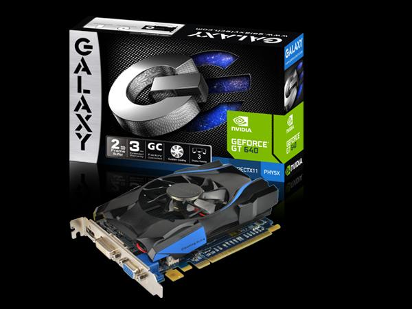 Galaxy GeForce GTX 640 GC 4GB