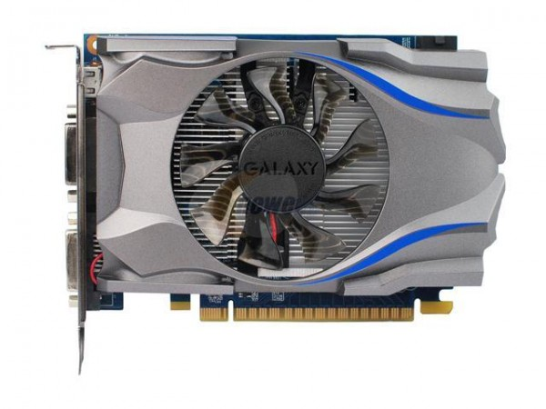 Galaxy GeForce GTX 650 Ti GC 1 ГБ