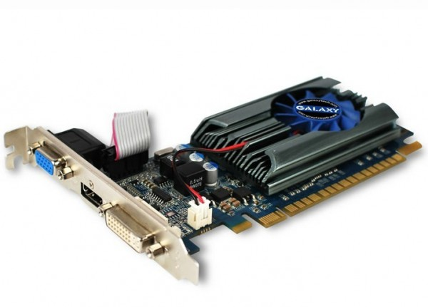 Galaxy GeForce GT 610