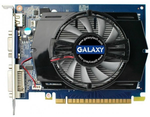 Galaxy GeForce GT 630