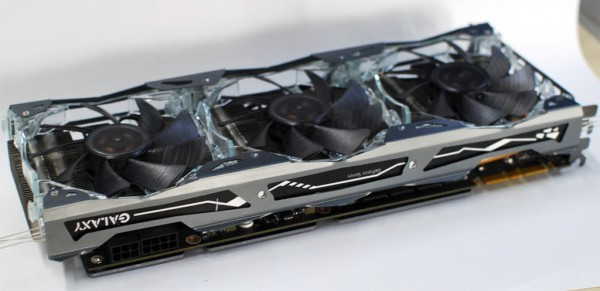 Galaxy GeForce GTX 580