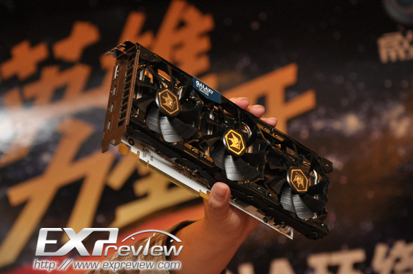 Galaxy GeForce GTX 680 Hall of Fame