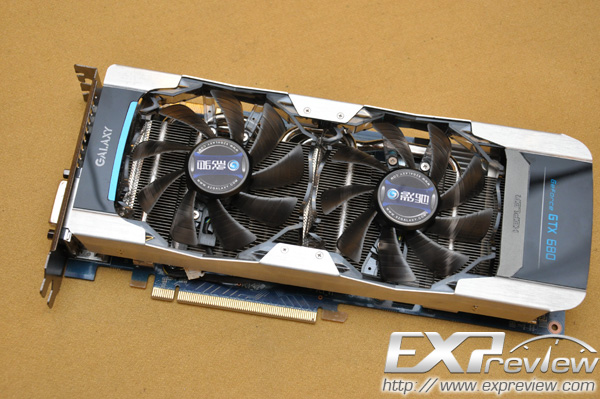 Galaxy GeForce GTX 680 4 ГБ