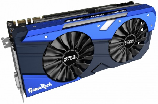 Palit GeForce GTX 1080 Ti GameRock