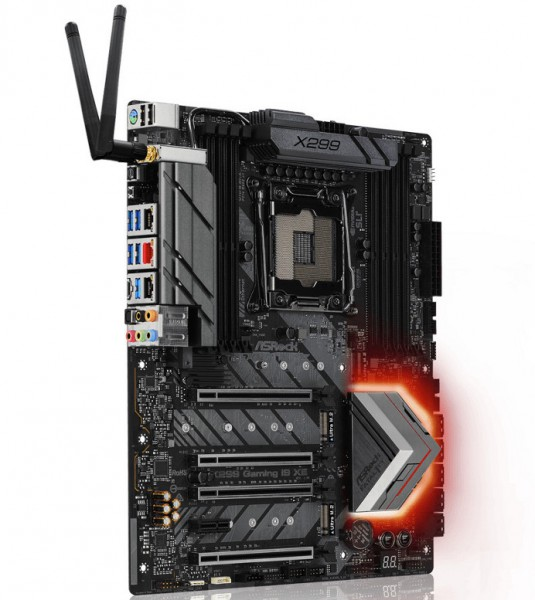 ASRock X299 Professional Gaming i9 XE