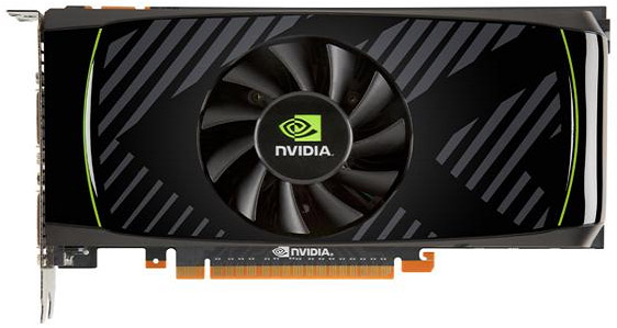 Видеокарта NVIDIA GeForce GTX 550 Ti