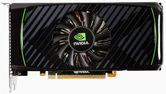 Видеокарта NVIDIA GeForce GTX 560