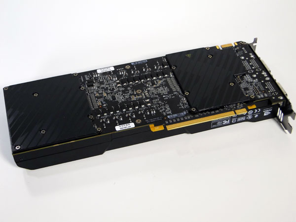 Видеокарта NVIDIA GeForce GTX 590