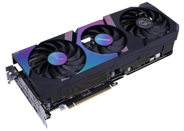 Colorful iGame GeForce RTX 3080 Ultra OC 10G