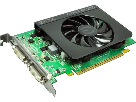 EVGA GeForce GT 630