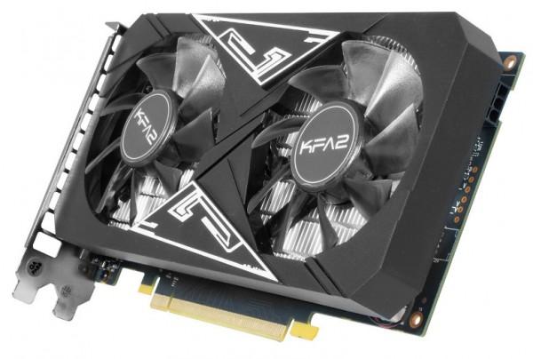 KFA2 GeForce GTX 1650 GDDR6 EX PLUS