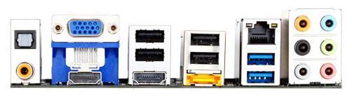Материнская плата Gigabyte GA-H67N-USB3-B3