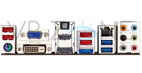 Материнская плата Gigabyte GA-Z68MX-UD2H-B3