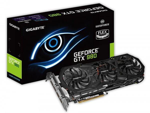 Gigabyte GeForce GTX 980 WF3 OС