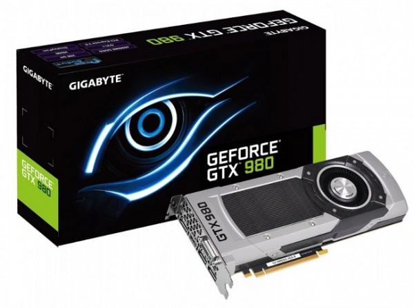 Gigabyte GeForce GTX 980 (GV-N980D5-4GD-B)
