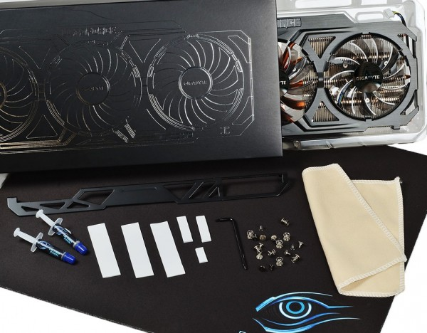 Gigabyte GeForce GTX TITAN WindForce 3X 450W