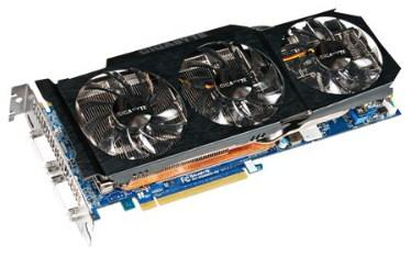 Видеокарта GeForce GTX 580 Super Overclock