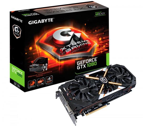 Gigabyte GeForce GTX 1080 Xtreme Gaming