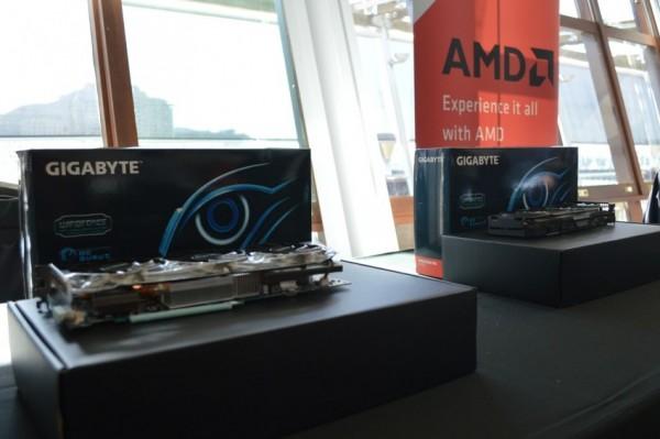 Gigabyte Radeon R9 280X и Gigabyte 270X WindForce 3X OC