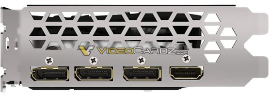 Gigabyte, Radeon RX 5500 XT Gaming OC
