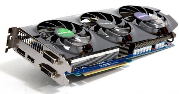 Gigabyte GeForce GTX 680 WindForce 3X OC