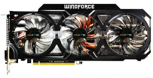Gigabyte GeForce GTX 770 WindForce OC