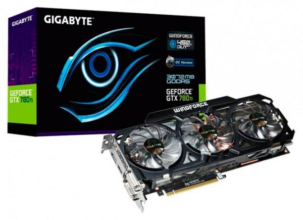Gigabyte GeForce GTX 780 Ti Overclock Edition (GV-N78TOC-3GD)
