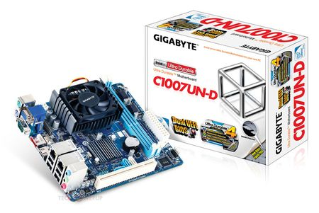 Gigabyte C1007UN-D