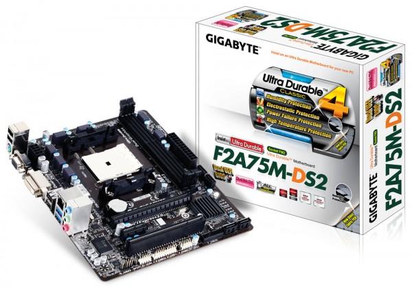 Gigabyte F2A75M-DS2